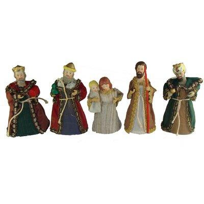 Holy Family & Wise Men Christmas Nativity Figurine by NorthlightSeasonal