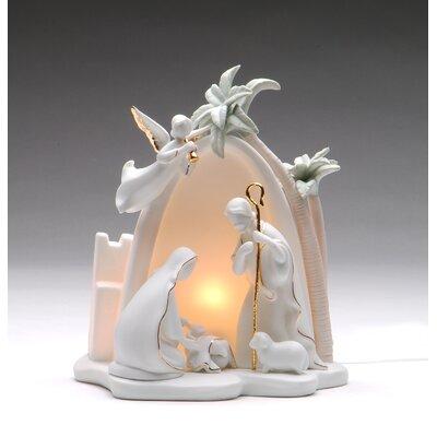Bethlehem Holy Family Night Light by CosmosGifts