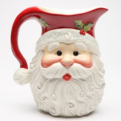 Santa Pitcher by CosmosGifts