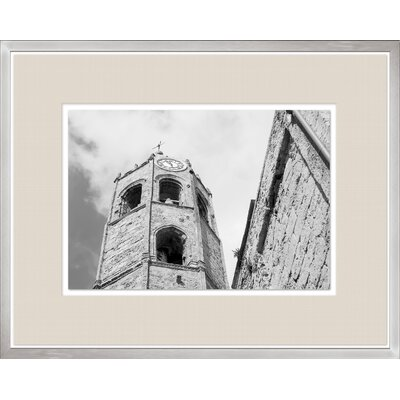 Building Framed Photographic Print by Darby Home Co
