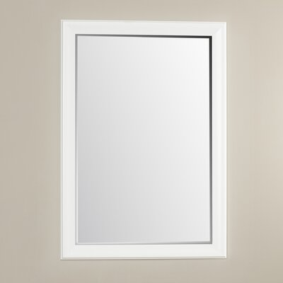 Frame Wall Mirror by Darby Home Co