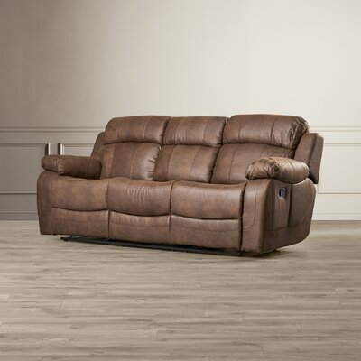 Darby Home Co DBHC3908 Deerfield Double Reclining Sofa