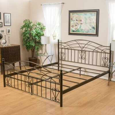 Westley Bed Frame by Alcott Hill