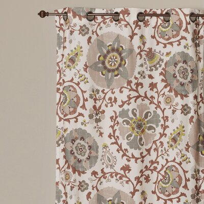 Duncombe Grommet Window Curtain Panel (Set of 2) Product Photo