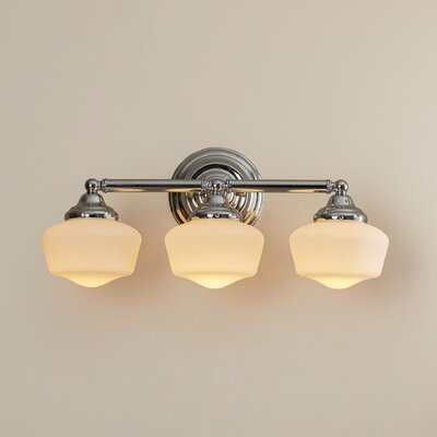 Nele 3 Light Bath Vanity Light Product Photo