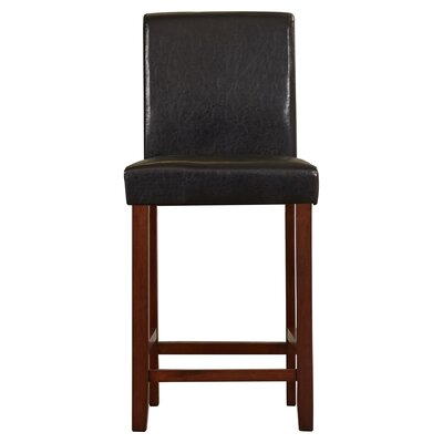 Alcott Hill 24 Quot Bar Stool With Cushion Amp Reviews Wayfair