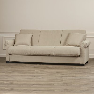 Engeham Convertible Upholstered Sleeper Sofa by Alcott Hill