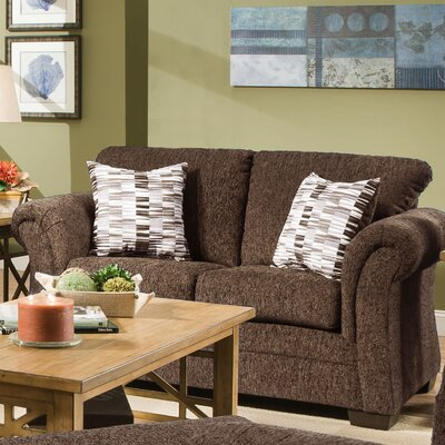 Alcott Hill ALCT5049 Balcones Loveseat