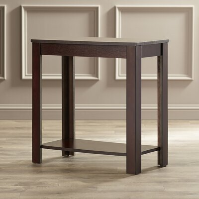 Louisville Chairside Table by Charlton Home
