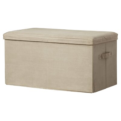Charlton home prather bedroom storage ottoman reviews for Storage charlton