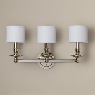 Bathroom Vanity Lights Reviews : Charlton Home Osborne 3 Light Bath Vanity Light & Reviews Wayfair