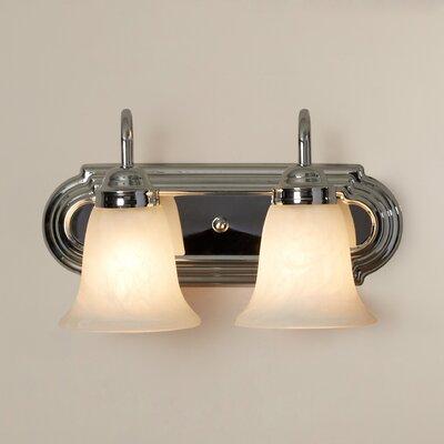 Sadler 2 Light Vanity Light Product Photo