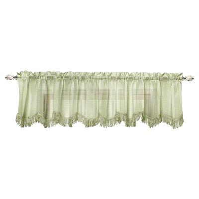 "Salle 56"" Curtain Valance Product Photo"
