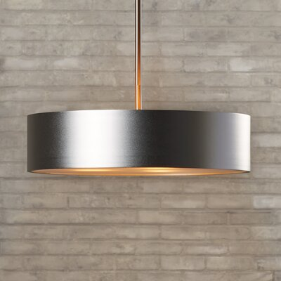 Frederick 3 Light Drum Pendant Product Photo