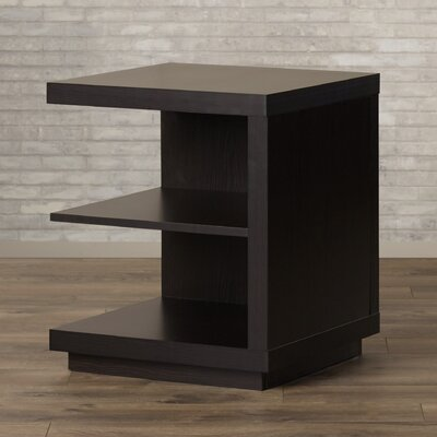 Cox End Table by Varick Gallery
