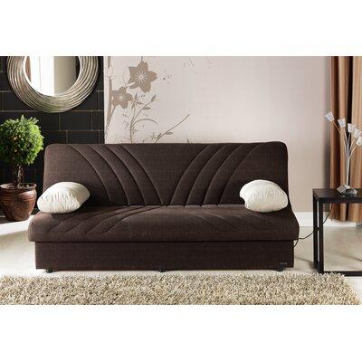 Brayden Studio BRSD3321 Carwile Convertible Sofa