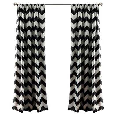 Mcbride Curtain Panel (Set of 2) Product Photo