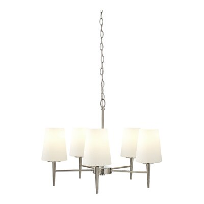 Hillary 5-Light Chandelier Product Photo