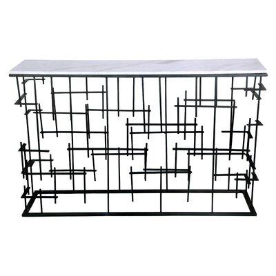 Matrix Console Table by Wade Logan