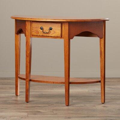 Demilune Console Table by Corrigan Studio