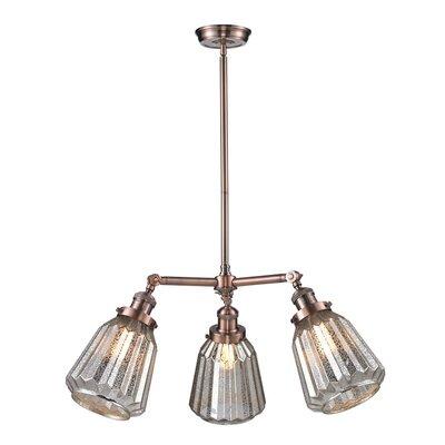 3 Light Chandelier by Innovations Lighting