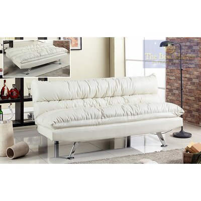 Adjustable Futon Sleeper Sofa by BestMasterFurniture