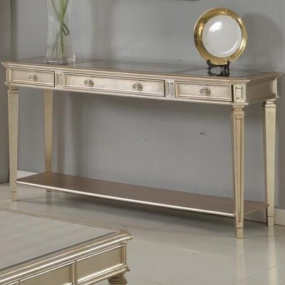 Palais Console Table by BestMasterFurniture
