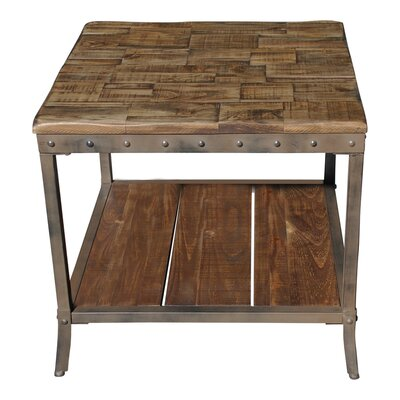 2 Tier End Table by !nspire