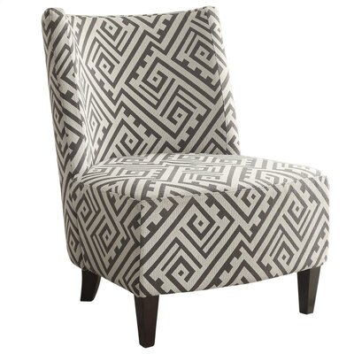 Fabric Accent Chair by !nspire