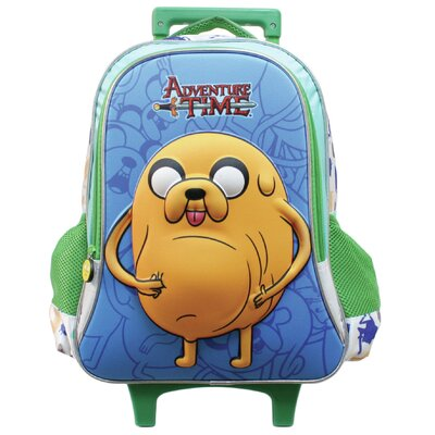 Jake Belly Rolling Backpack by Adventure Time