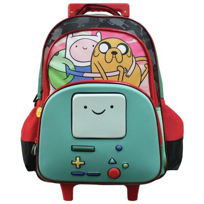 Beemo Rolling Backpack by Adventure Time