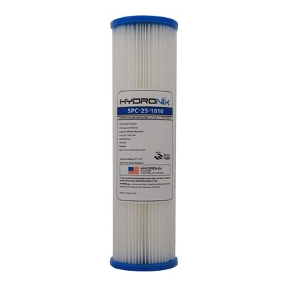 Polyester Pleated Under Sink Replacement Filter Product Photo