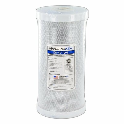 NSF Carbon Under Sink Replacement Filter Product Photo