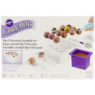 Candy Melt Dip 'N Decorate Essentials Set by Wilton