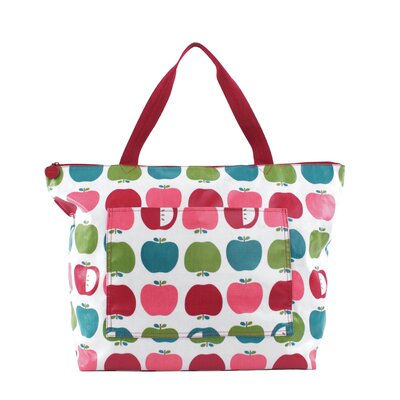 Juicy Apple Tote Bag by PennyScallanDesign