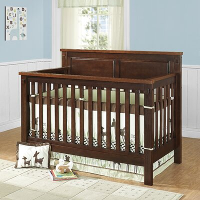Forrest 4-in-1 Convertible Crib by Baby Relax
