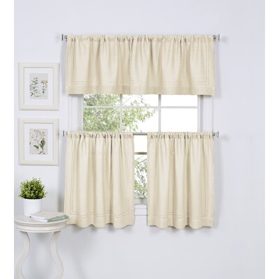 "Cameron 60"" Curtain Valance Product Photo"