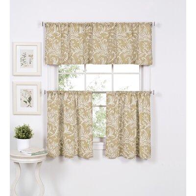 "Flora 60"" Curtain Valance Product Photo"