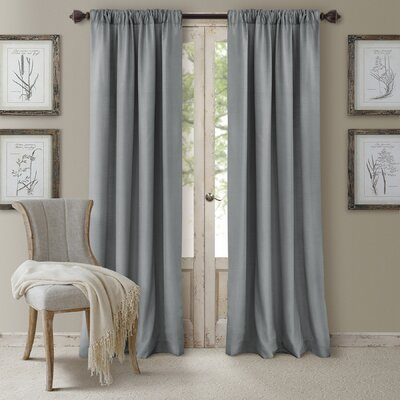 Cachet 3 in 1 Window Curtain Panel Product Photo