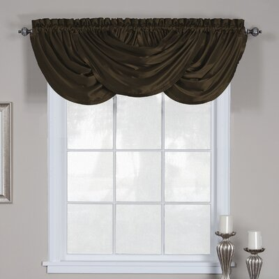 """Versailles 52"""" Waterfall Curtain Valance Product Photo"""
