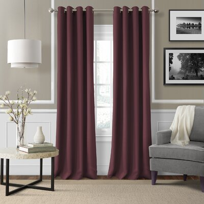 Essex Window Curtain Panel Product Photo