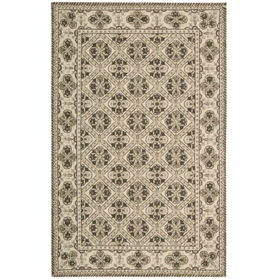 Country Heritage Brown Rug by Nourison