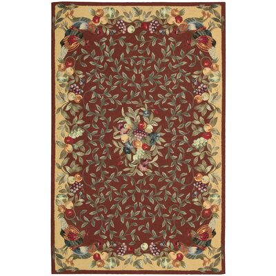 Country Heritage Brick Rug by Nourison