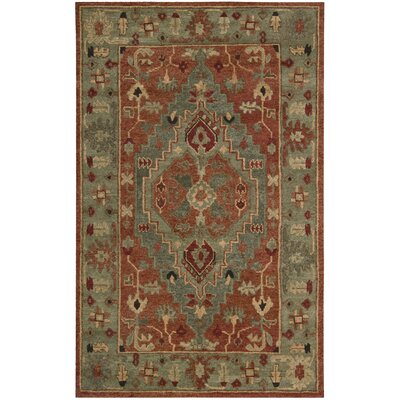 Tahoe Rust Area Rug by Nourison