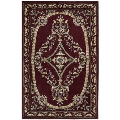 Versailles Palace Brick Area Rug by Nourison