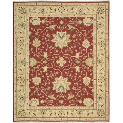 Suf I Noor Red Rug by Nourison