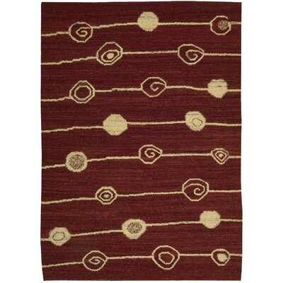 Taos Red Rug by Nourison
