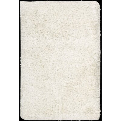 Style Bright White Shag Rug by Nourison