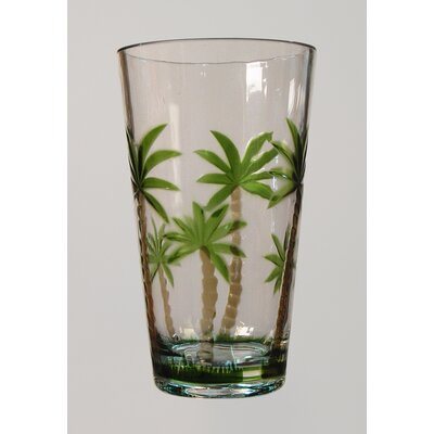 Palm Tree Items 17 Oz. Tumbler by LeadingWare Group, Inc