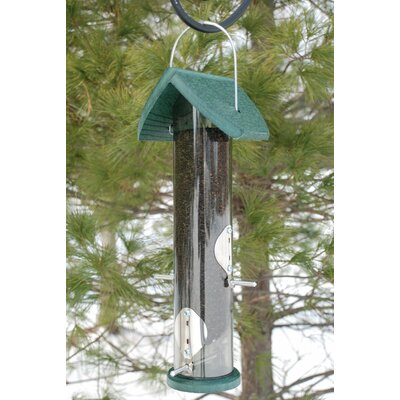 Audubon Going Nyjer Tube Bird Feeder by Woodlink